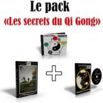 """Le pack complet """"Les secrets du Qi Gong"""""""