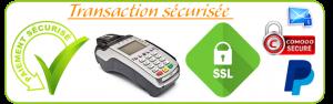 SSL logo secure comodo